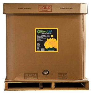 Floralife® Clear Ultra 200 Concentrate Storage & transport treatment, 220 gallon, 220 gallon tote