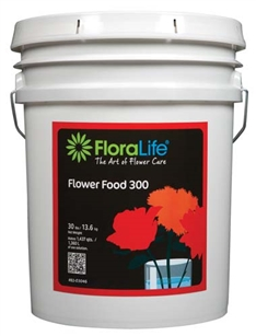 Floralife® Flower Food 300 Powder, 30 lb., 30 lb. pail