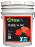 Floralife CRYSTAL CLEAR® Flower Food 300 Powder, 30 lb., 30 lb. pail