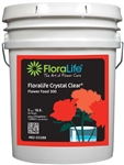 Floralife CRYSTAL CLEAR® Flower Food 300 Liquid, 5 gallon, 5 gallon pail