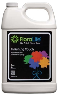 Floralife® Finishing Touch Spray, 1 gallon, 1 gallon jug