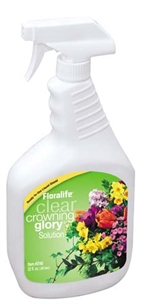 Floralife® Clear Crowning Glory® Solution, 32 ounce, 32 oz. bottle