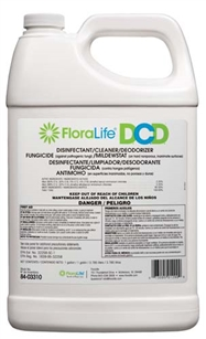 Floralife® D.C.D.® Cleaner, 1 gallon, 1 gallon jug