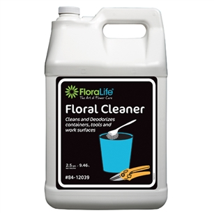 Floralife® Floral Cleaner, 2.5 gallon
