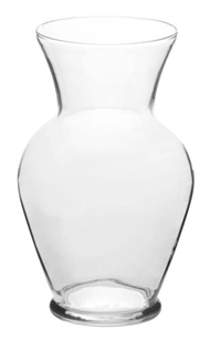 "7"" Bouquet Vase, 12/case"