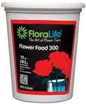 Floralife® Flower Food 300 Powder, 10 oz., 10 oz. tub
