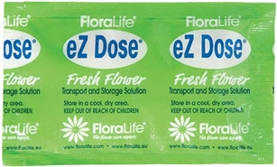 Floralife® Clear 200 eZ Dose® Delivery System, 10 gram packet, 300/case