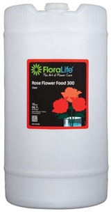 Floralife® Rose Food Clear 300 Liquid, 15 gallon, 15 gallon drum