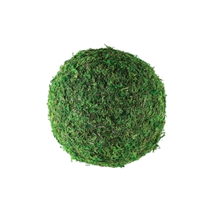 "6"" MOSS SPHERE, 12/CASE"