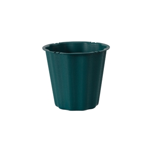 "The Versatile 5 1/2"" Container, Green,  Pack Size: 48"