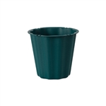 "The Versatile 6"" Container, Green,  Pack Size: 48"