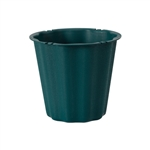 "The Versatile 7 1/2"" Container, Green,  Pack Size: 24"