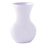 "7"" Sweetheart Vase, Seaside Purple,  Pack Size: 12"