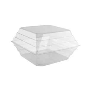"12""x12""x7"" Wedding Bouquet Box, Crystal,  Pack Size: 50"