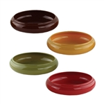 "6 3/4"" Lotus Bowl, Safari Assortment,  Pack Size: 24"