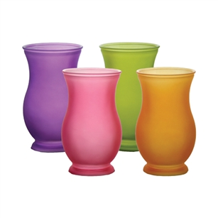 "7"" Regency Vase, Breeze Assortment,  Pack Size: 12"