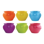 "4 1/2"" Jardiniere, Popsicle Assortment,  Pack Size: 24"