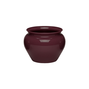 "4 1/2"" Jardiniere, Black Cherry,  Pack Size: 24"
