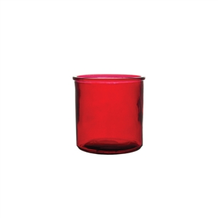 "4"" x 4"" Cylinder, Ruby,  Pack Size: 12"