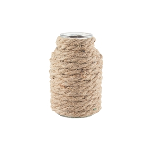 "5"" Apothecary Bottle, Natural Rope,  Pack Size: 12"