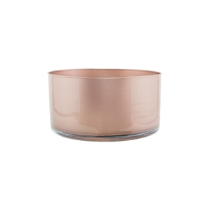 "8"" x 4"" Cylinder, Rose Gold,  Pack Size: 6"