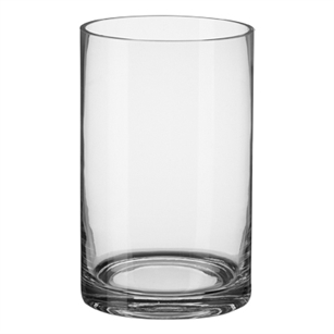 "5"" x 8"" Cylinder, Crystal,  Pack Size: 6"