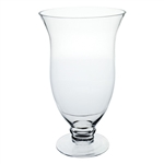 "13"" Mia Vase, Crystal,  Pack Size: 4"