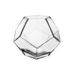 "6 3/8"" Prism Bowl, Crystal,  Pack Size: 6"