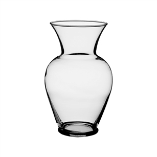 "8 3/4"" Classic Urn, Crystal,  Pack Size: 12"