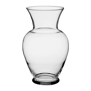 "10 5/8"" Classic Urn, Crystal,  Pack Size: 6"