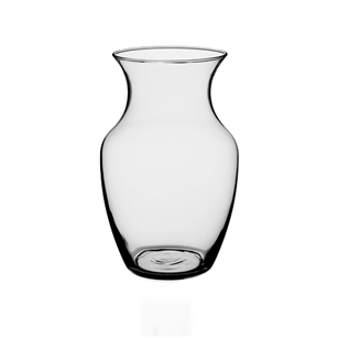 "8"" Rose Vase, Crystal,  Pack Size: 12"