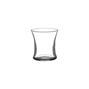 "3 1/2"" Gathering Votive, Crystal,  Pack Size: 24"