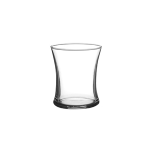 "4 1/4"" Gathering Vase, Crystal,  Pack Size: 24"