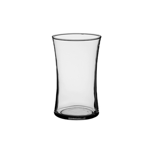 "6 1/2"" Gathering Vase, Crystal,  Pack Size: 12"