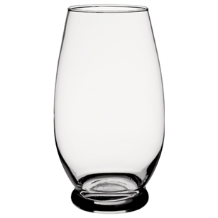 "10 5/8"" Celebrity Vase, Crystal,  Pack Size: 6"