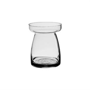 "4 3/4"" Pillar Vase, Crystal,  Pack Size: 12"