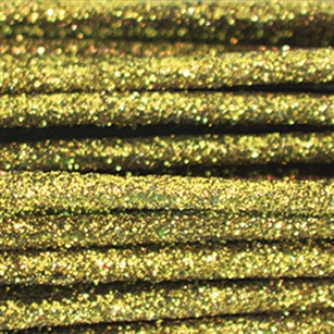 "Glitter Stems - 36"", Gold,  Pack Size: 576"