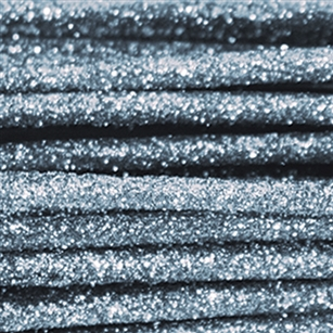 "Glitter Stems - 36"", Silver,  Pack Size: 576"