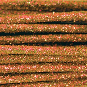 "Glitter Stems - 36"", Copper,  Pack Size: 576"
