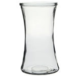 "8"" Gathering Vase, Crystal,  Pack Size: 12"