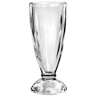 "7 1/2"" Soda Glass, Crystal,  Pack Size: 12"
