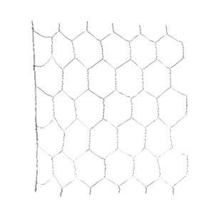 "12"" Florist Netting, Galvanized,  Pack Size: 1"