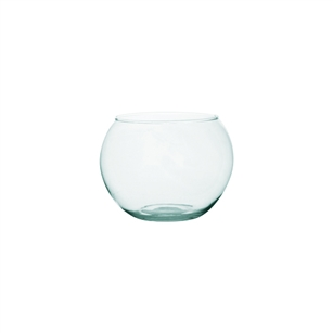 "5"" Bubble Ball, Crystal,  Pack Size: 12"