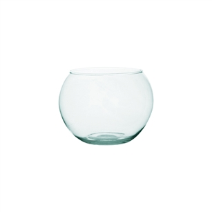 "6"" Bubble Ball, Crystal,  Pack Size: 12"