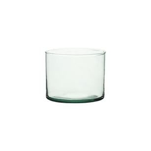 "5"" x 4"" Cylinder, Crystal,  Pack Size: 12"