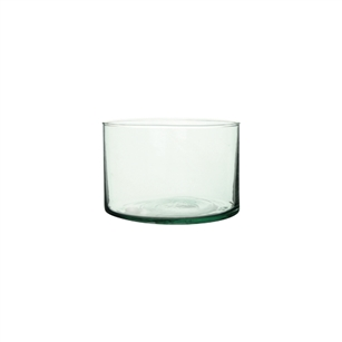 "6"" x 4"" Cylinder, Crystal,  Pack Size: 6"