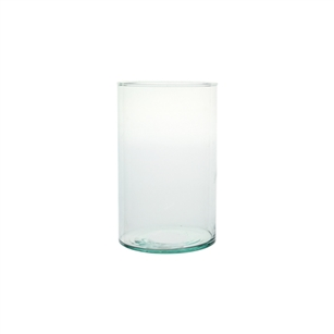 "4"" x 6"" Cylinder, Crystal,  Pack Size: 12"
