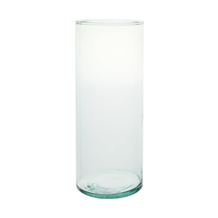 "4"" x 10"" Cylinder, Crystal,  Pack Size: 12"