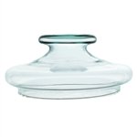 "8 1/2"" Lid, Crystal,  Pack Size: 6"