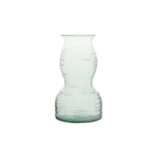 "6 1/4"" Spindle Bouquet Vase, Crystal,  Pack Size: 12"